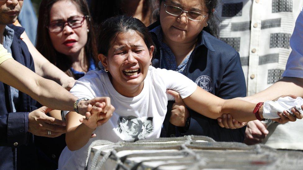 مقتل العاملة الفلبينية أثار غضبا عارما في الفلبين