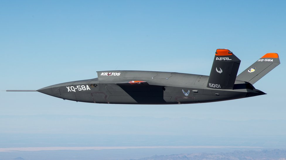The XQ-58A Valkyrie