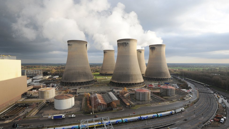 Drax power station aims to cut biomass gases in new pilot