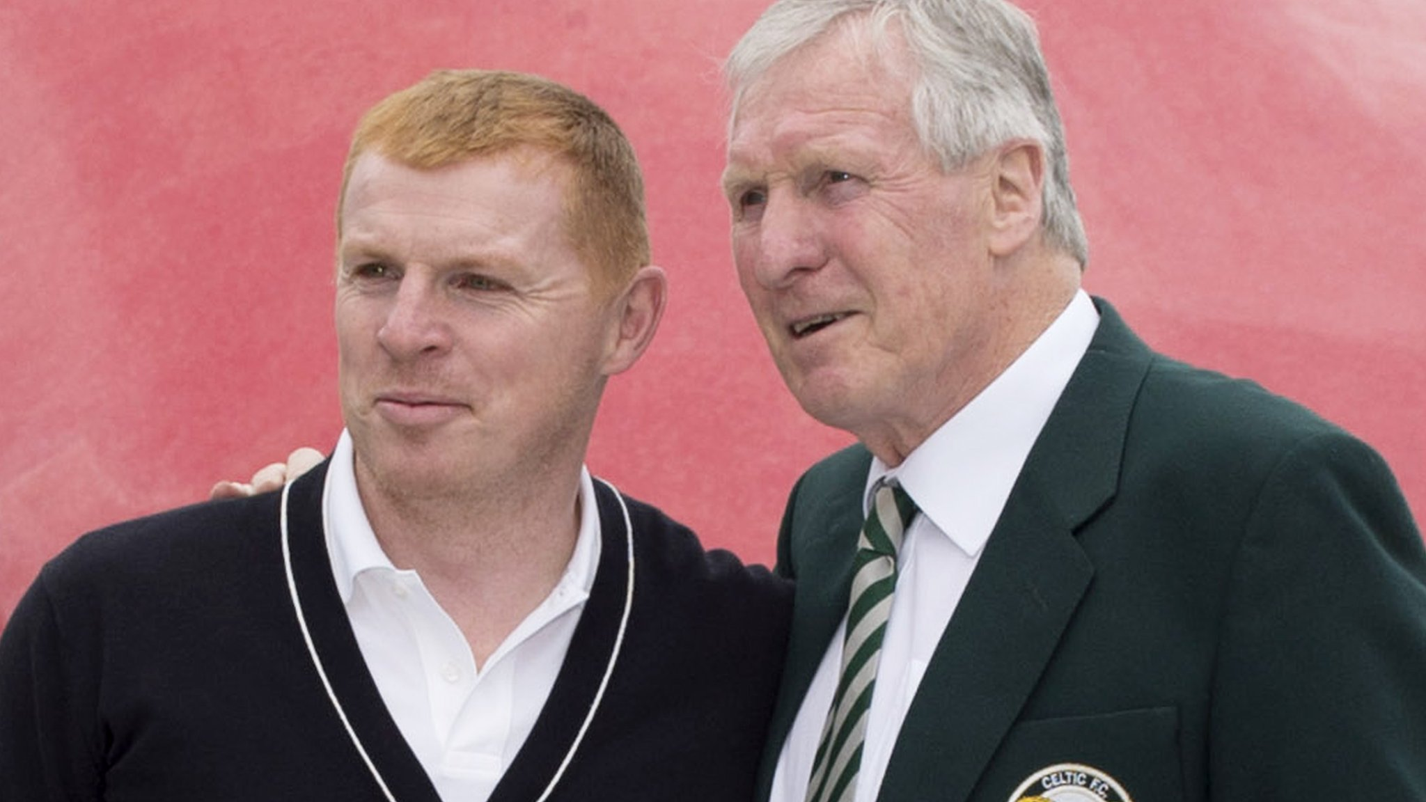 Neil Lennon: Celtic players motivated to win treble treble for Billy McNeill