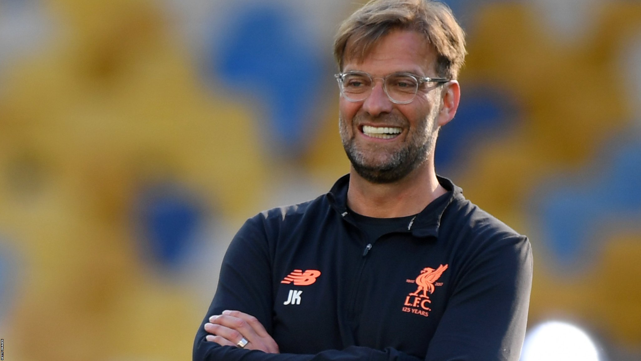 'Only a matter of time' before Klopp wins trophies