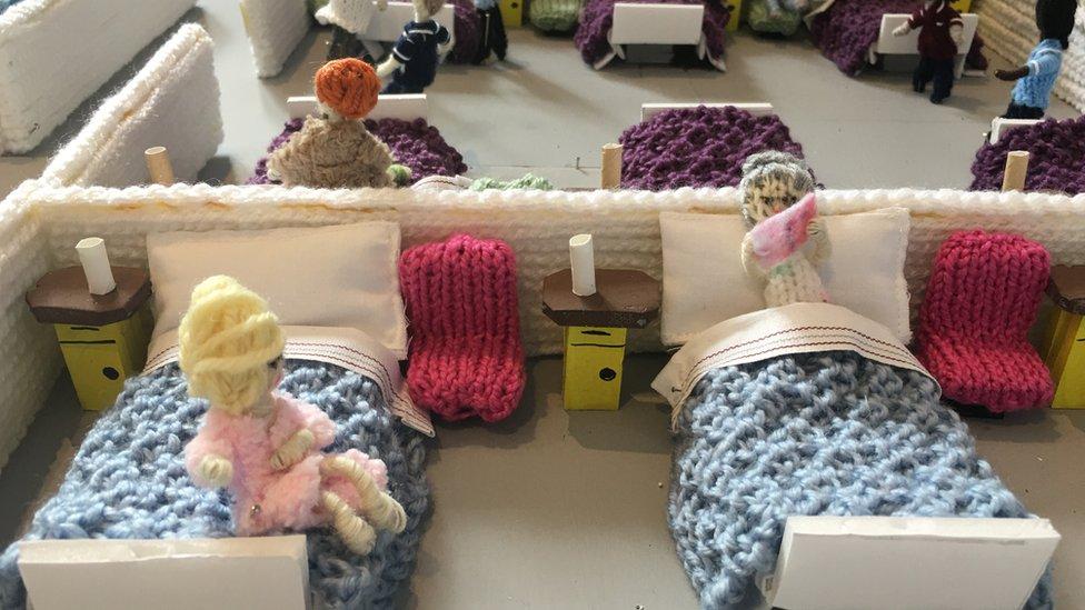 NHS Knittingale