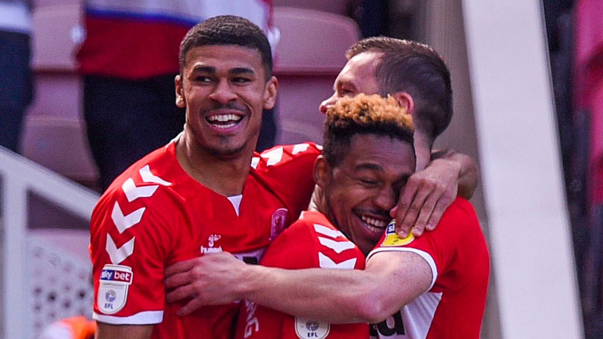 Middlesbrough 1-0 Stoke City: Boro back in Championship play-off places