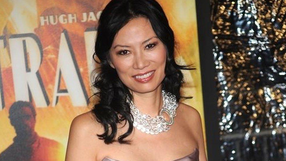 Wendy Deng, tokoh perempuan berpengaruh di Hollywood yang juga dipakai identitasnya oleh Ratu Penipu.