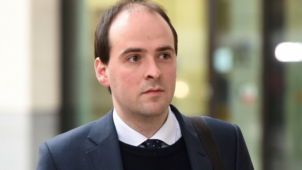 Ex-aide to Michael Fallon cleared of sexual assault