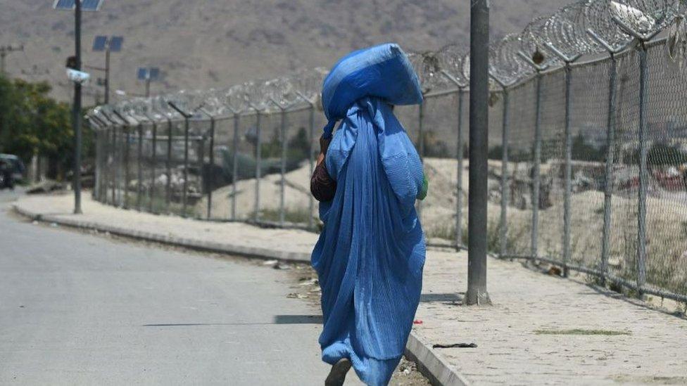 """يبدو أنها مسألة وقت فقط قبل أن تغلق المدارس والجامعات أبوابها في أفغانستان أمام النساء مرة أخرى"""""""