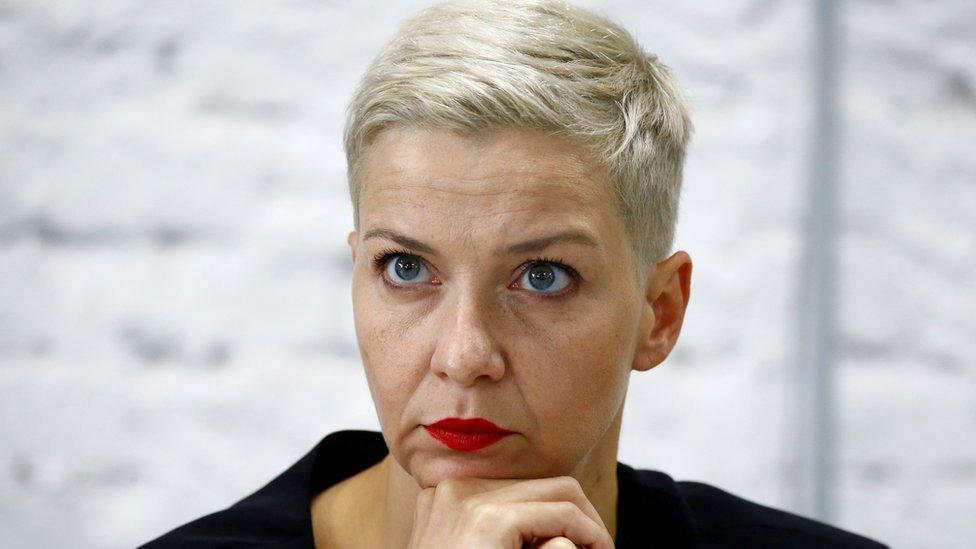 Начался суд над Марией Колесниковой. Белорусской оппозиционерке грозит до 12 лет
