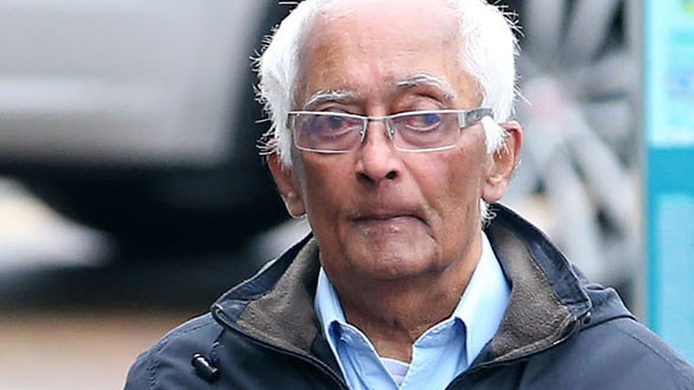 Sussex paedophile doctor Sivaguru Narendran jailed for historical sex abuse