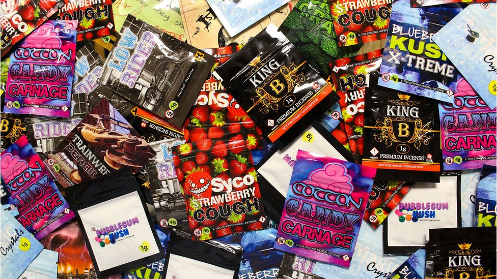 'Legal highs': Street dealers now main source of supply after ban