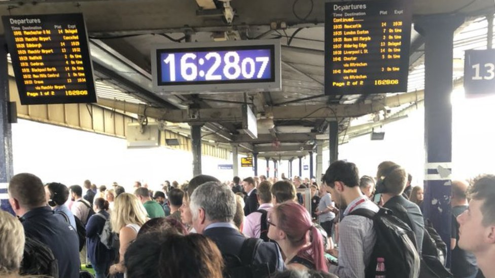 Great Northern, Southern, Thameslink and Northern trains cancelled and delayed