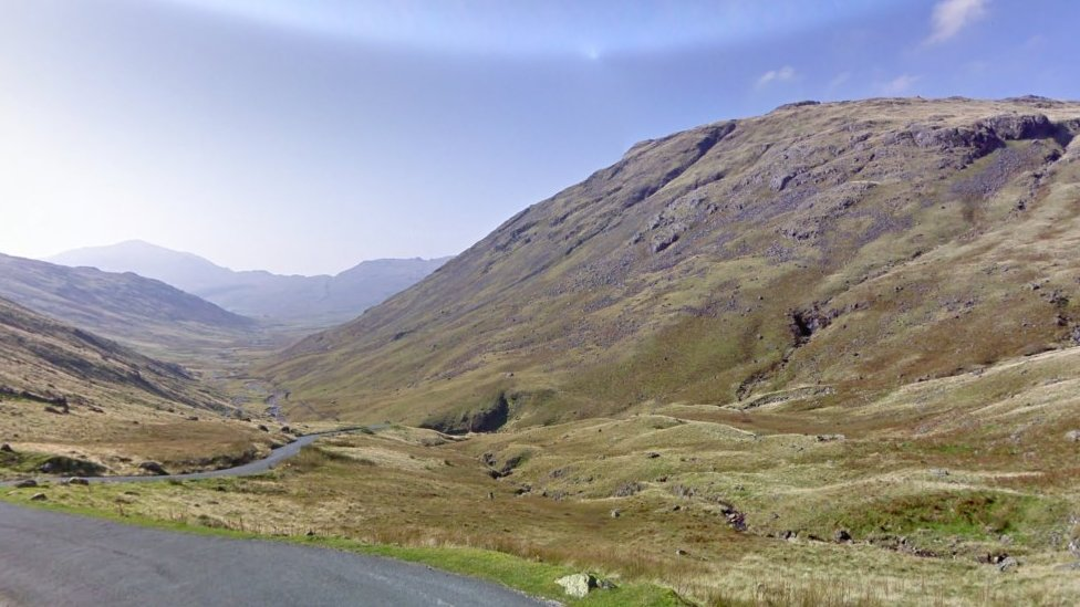Wrynose Pass, Little Langdale