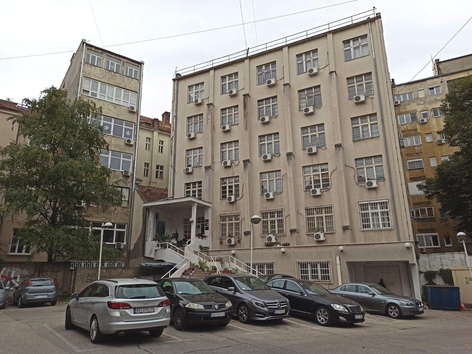Geografski institut Jovan Cvijić
