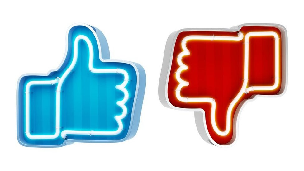 "Facebook ""likes"""