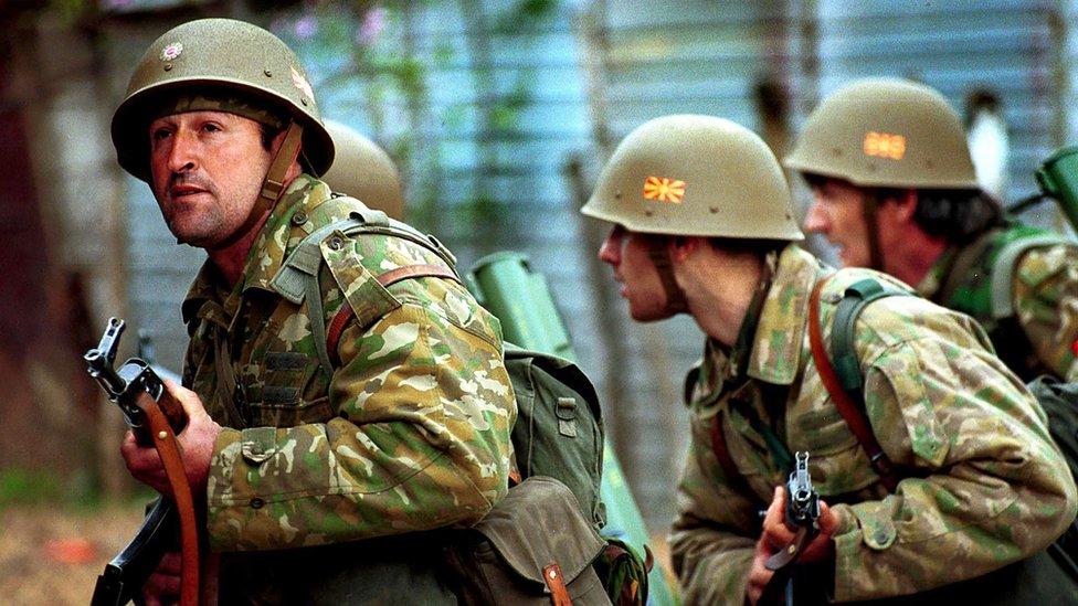 Tetovo, 25. mart 1991.