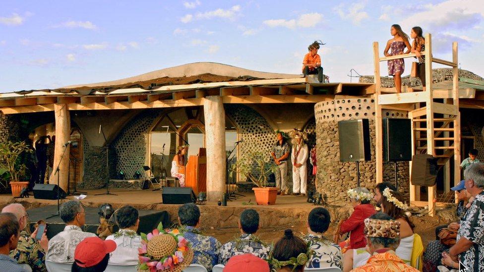Fundación Toki en Rapa Nui