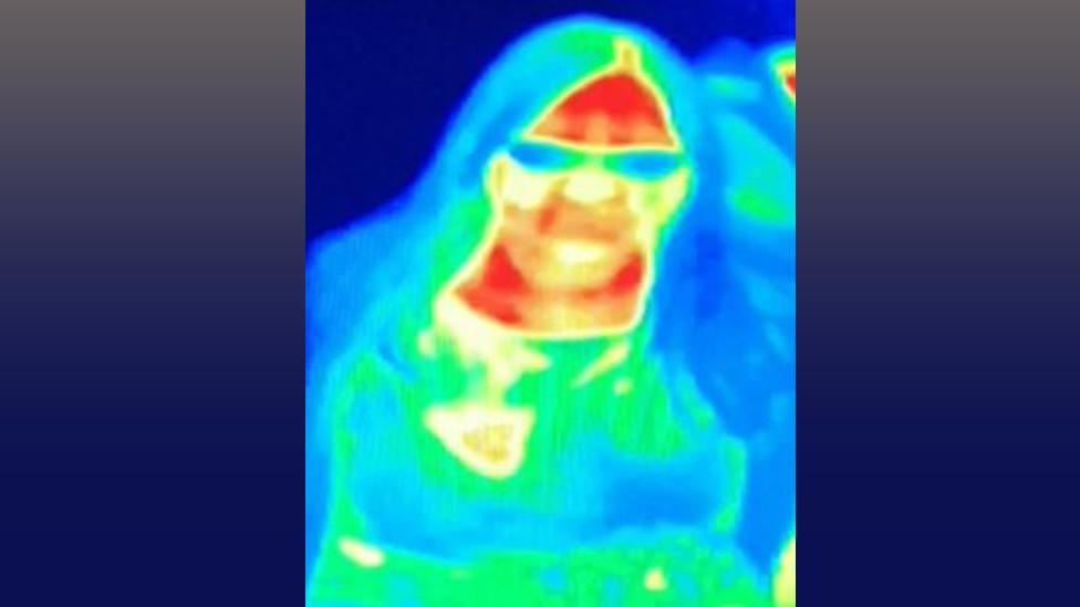 infracrvena kamera