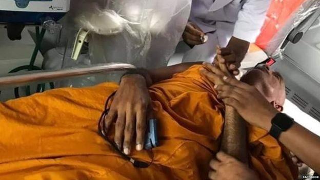 श्रीलंका में सभी मुसलमान मंत्रियों ने इस्तीफ़ा दिया