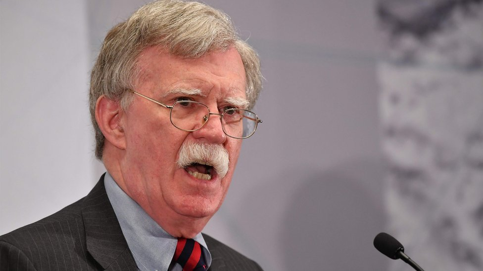 US-Iran: John Bolton warns Iran of 'hell to pay' if crossed