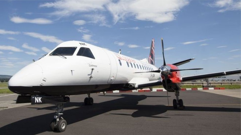 Loganair takes over Aberdeen routes after Flybmi collapse