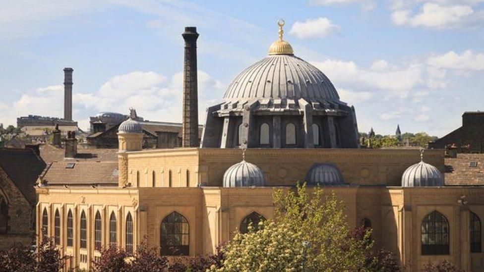 مسجد برادفورد