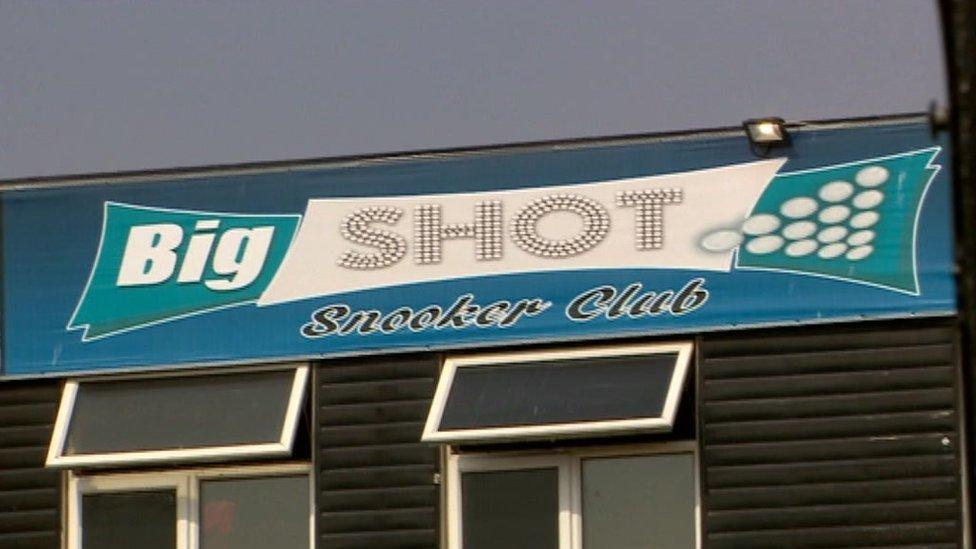 Teens stabbed during Birmingham snooker club robbery