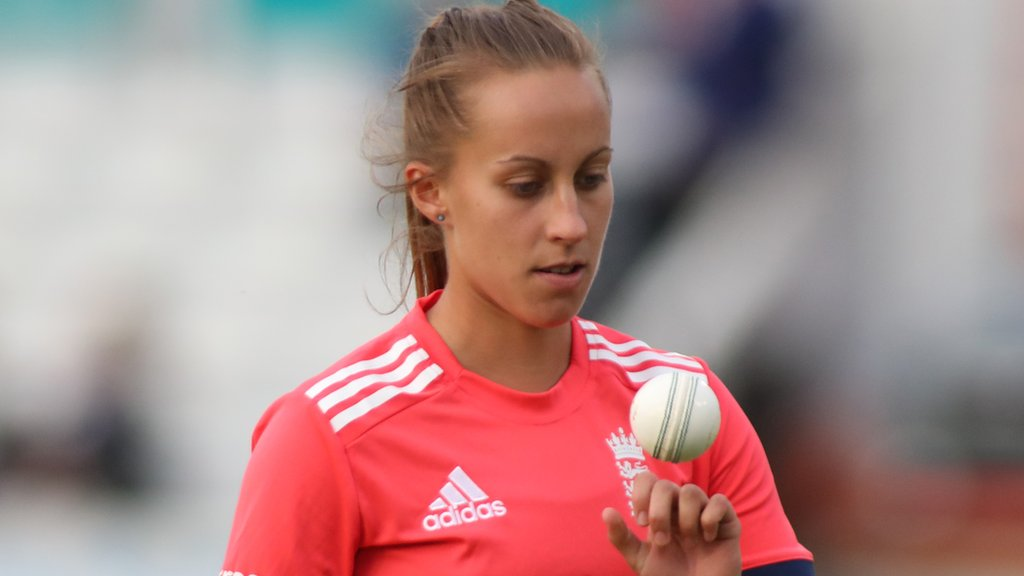 Tash Farrant added to England squad for T20s