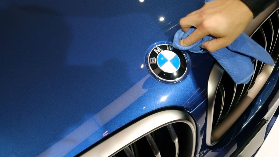 BMW headquarters searched by EU investigators