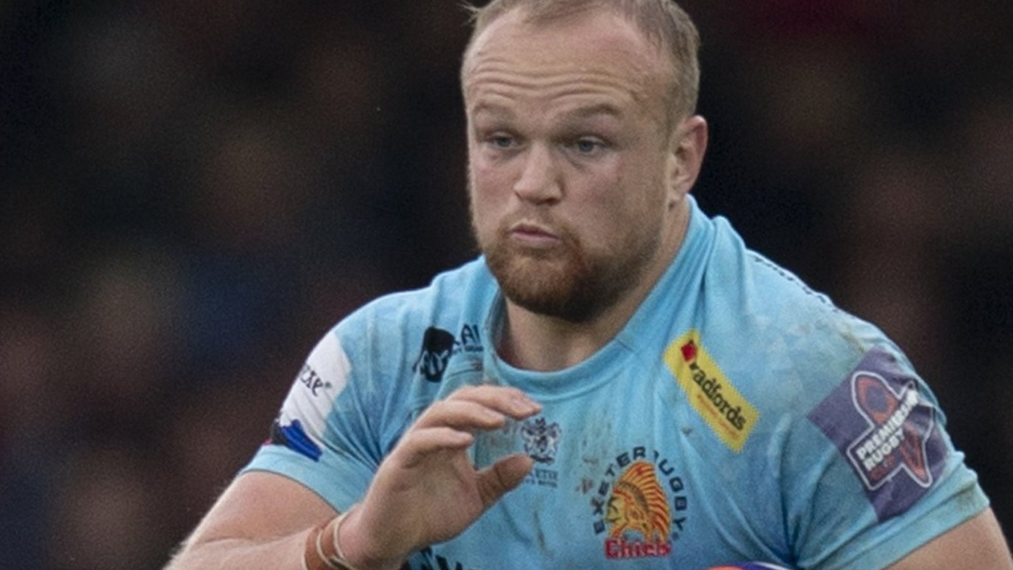 Tom Lawday: Salary cap means Exeter forced to let home-grown forward join Harlequins