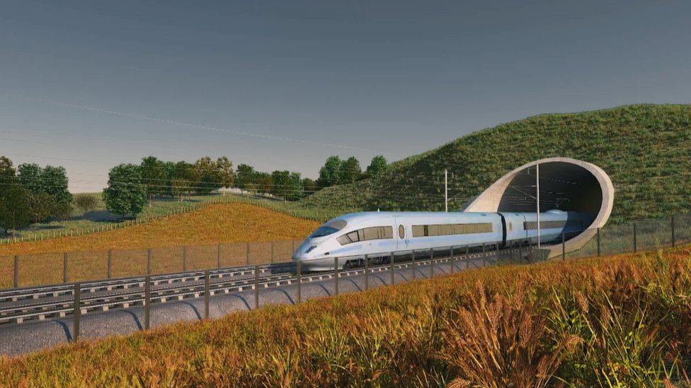 HS2: MPs had 'enormously wrong' cost estimate, says whistleblower