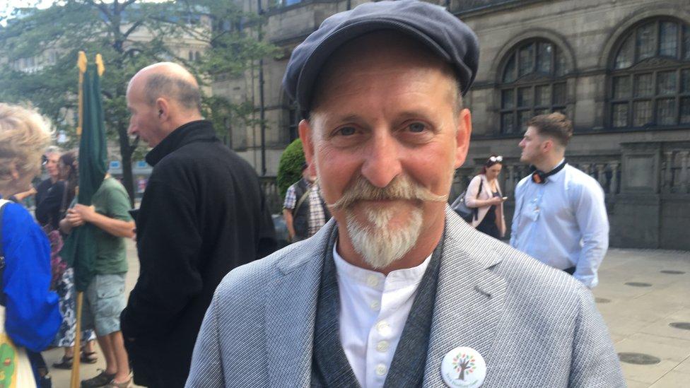 Sheffield tree protester contempt case dismissed