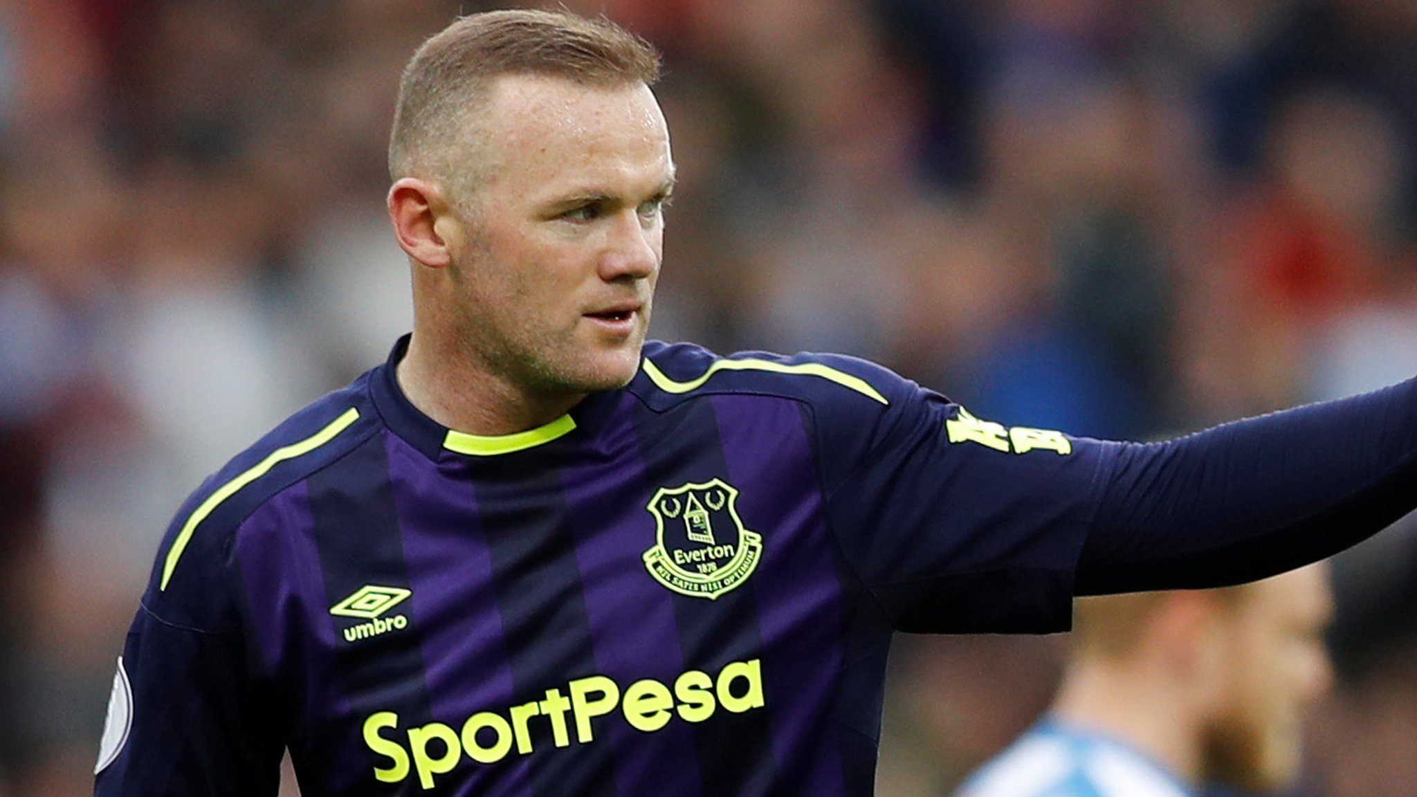 Wayne Rooney: Everton forward to meet MLS side DC United this week