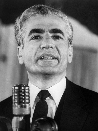 Mohammad Reza Pahlevi, último Sha de Irán, sucedió a su padre, Reza Sha, en 1941.