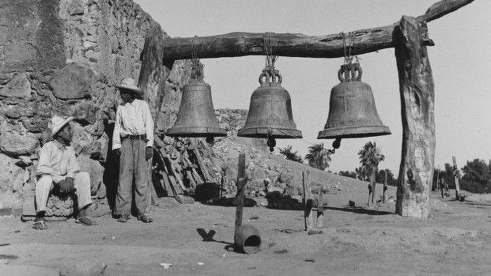 Indígenas yaquis