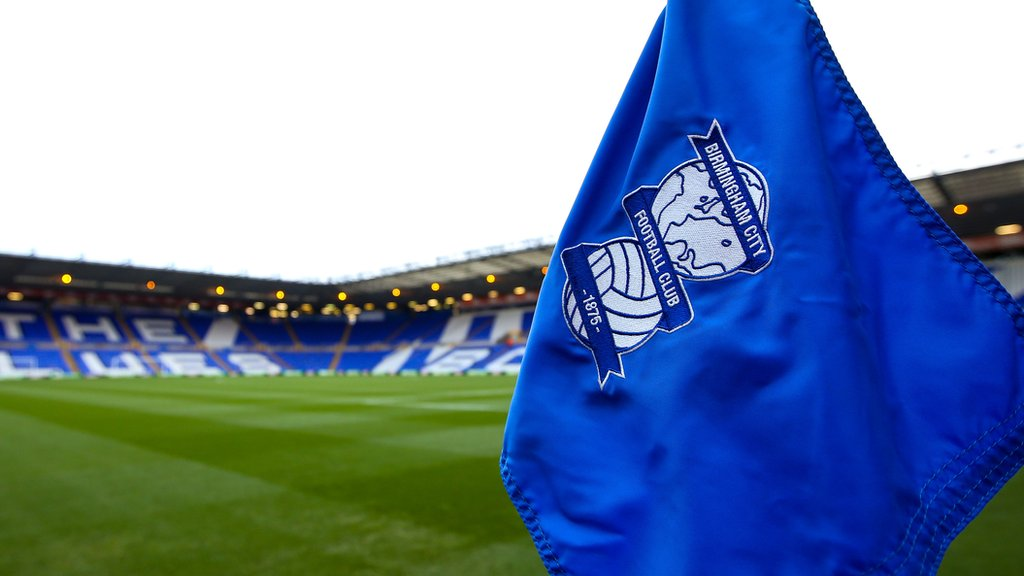 Birmingham City deducted nine points for EFL profitability and sustainability rule breaches