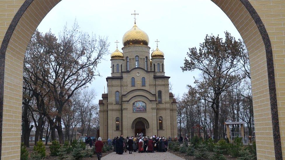 У Кропивницькому власник хоче передати храм ПЦУ. Але УПЦ МП - проти