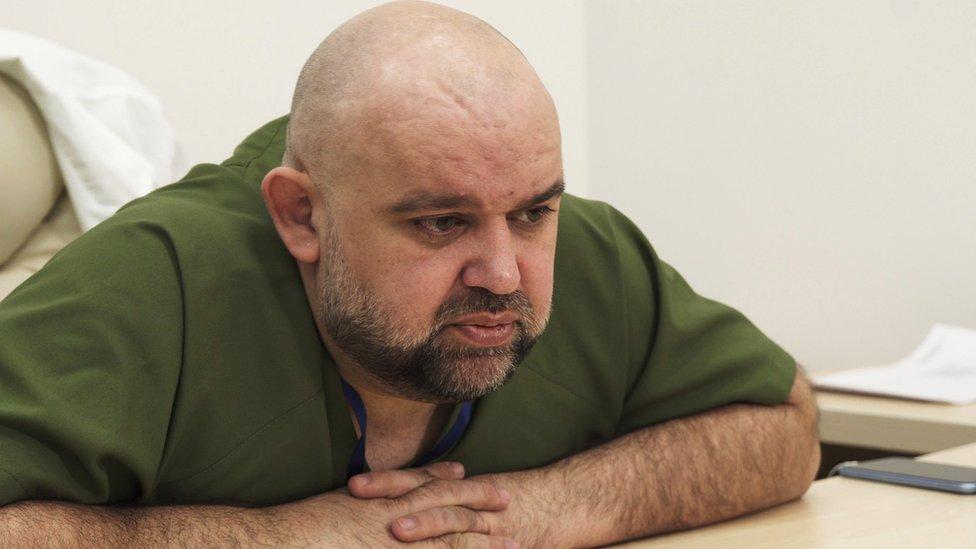 У главврача больницы в Коммунарке обнаружен коронавирус