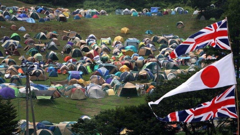 日本室外音樂會
