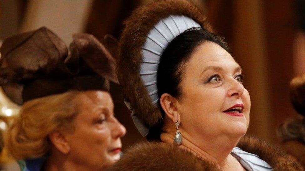 Grand Duchess Maria Vladimirovna of Russia