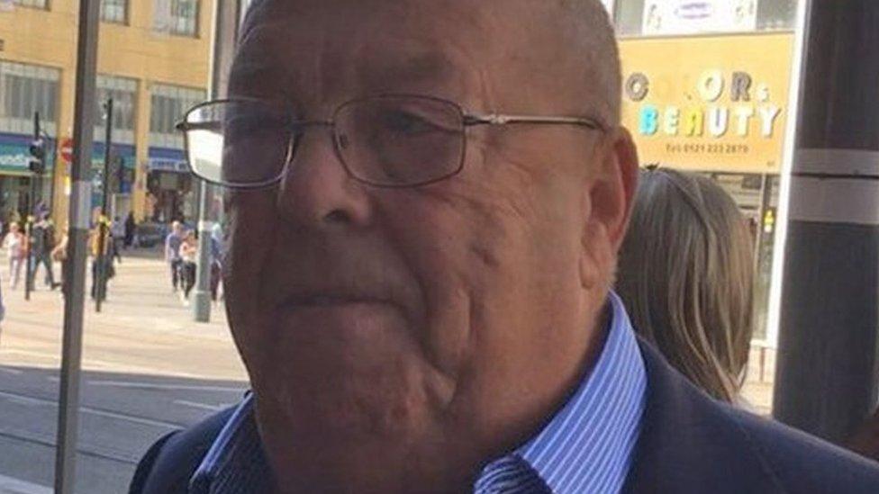 Anthony Cardoza: Ex-Northampton Town owner declared bankrupt