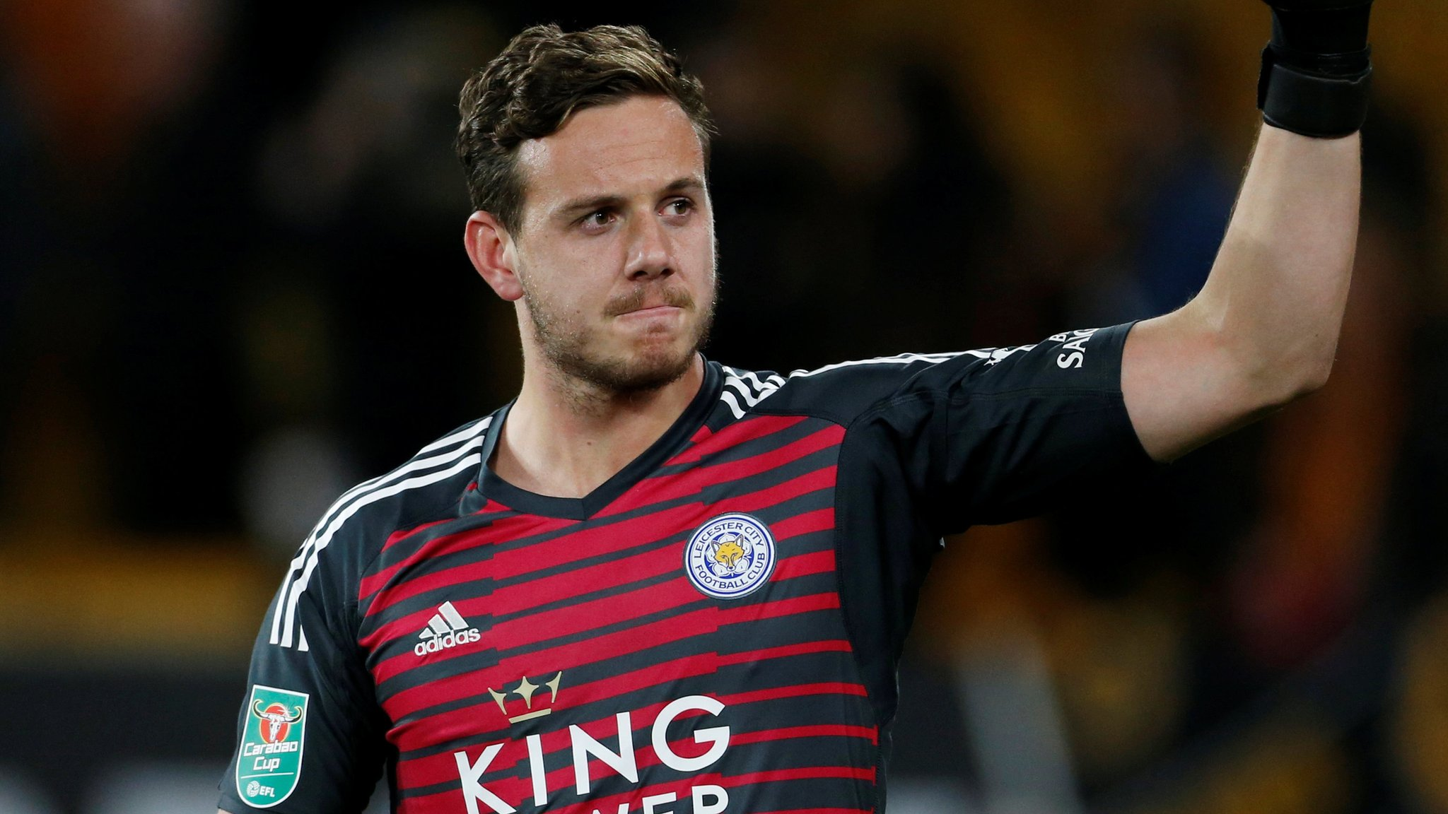 Ward saves three penalties as Leicester beat Wolves in shootout