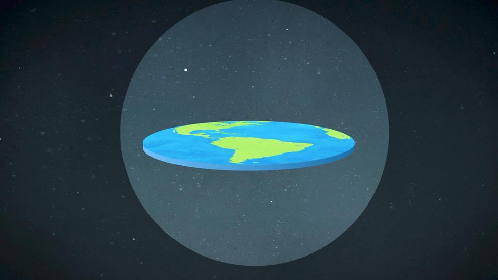 zemlja kao ravna ploča