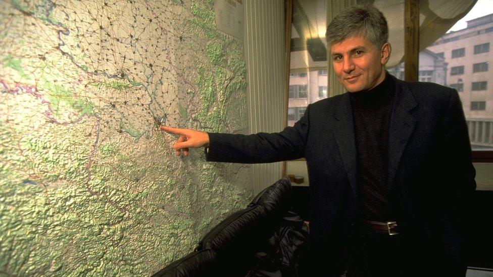 Beograd, 1997. godine