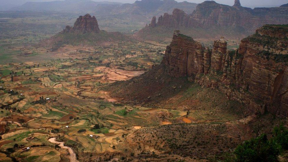 توفر جبال تيغراي الظروف المثالية لحرب العصابات