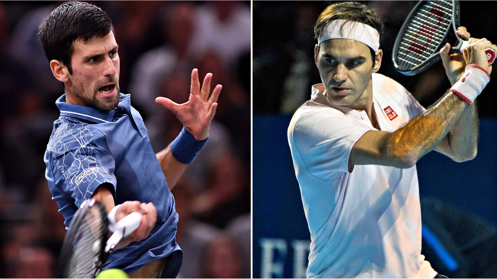ATP Finals: BBC coverage, results & standings