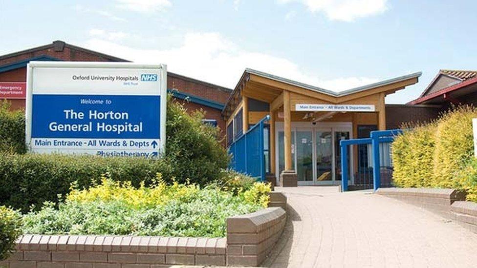 Horton General Hospital