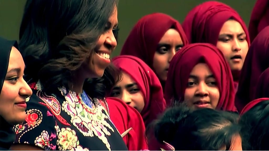 Michelle Obama and me: How former US first lady changed my life