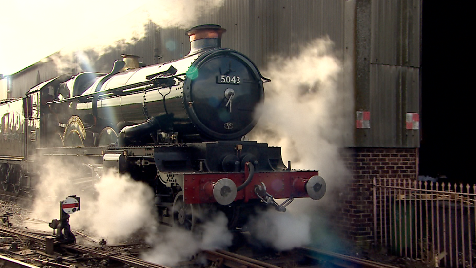 Steam trains to return to the West Midlands mainline
