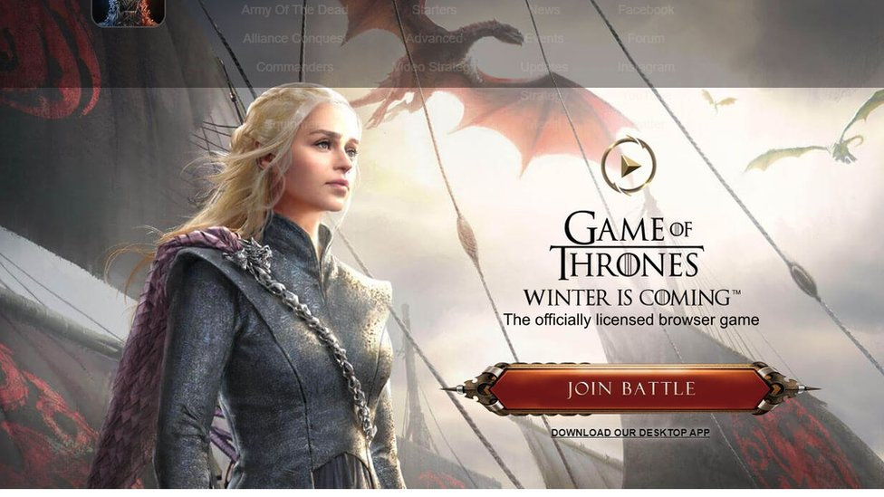 Yoozoo is best known as the developer of Game of Thrones: Winter Is Coming