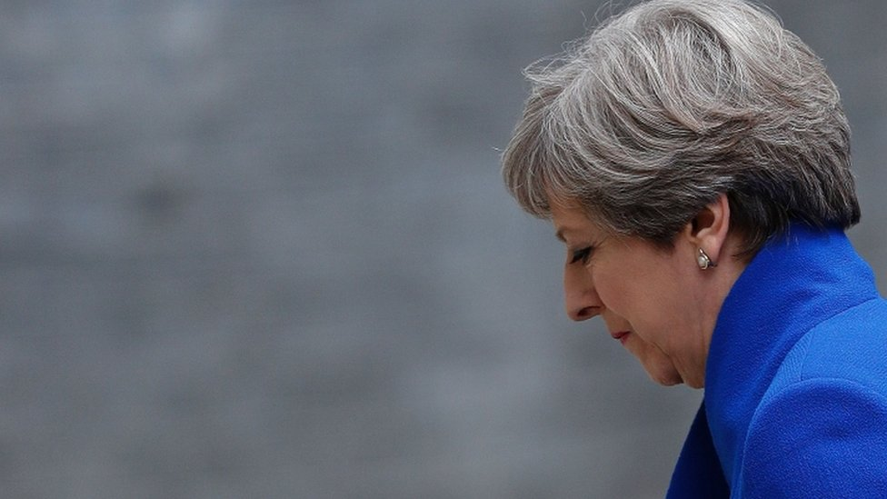 Theresa May's political career in three minutes