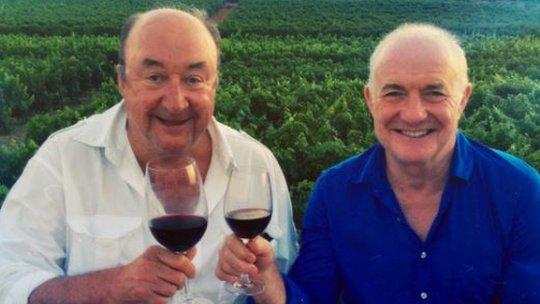 Tributes to 'brilliant' TV director David Pritchard